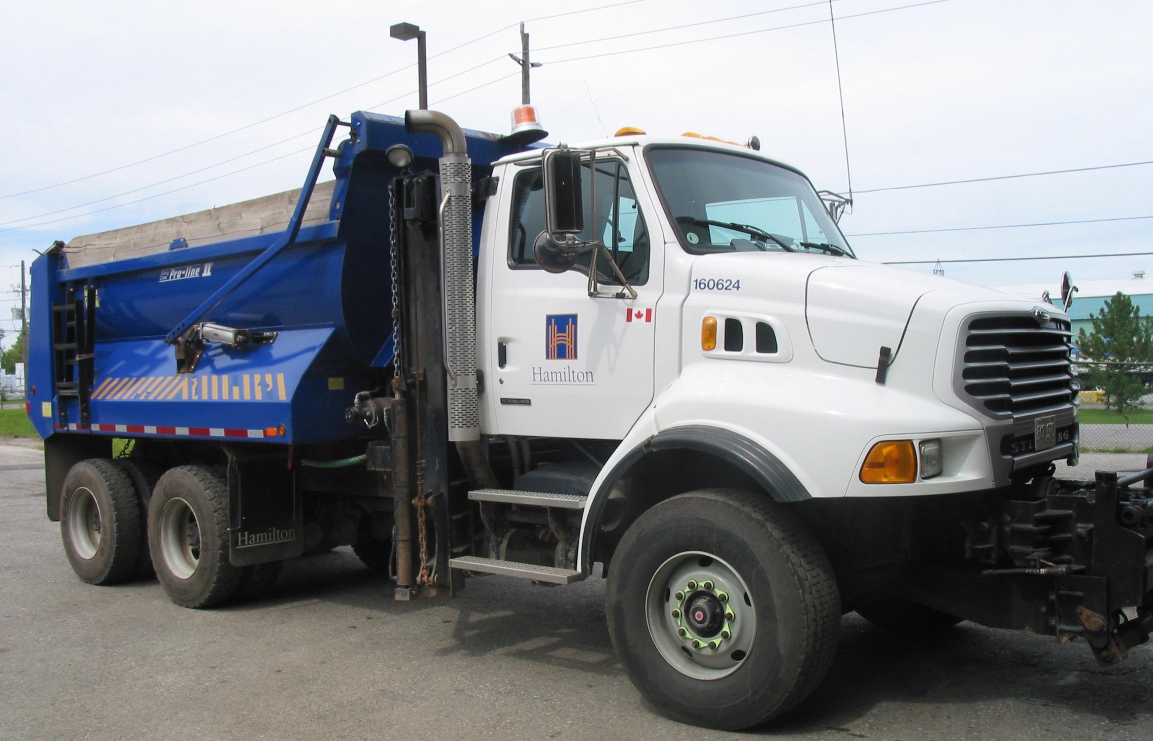City Dump Truck