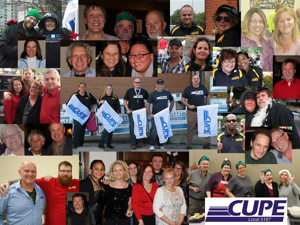CUPE Group Collage Pic 2015