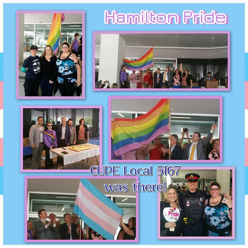 Hamilton Pride 2016