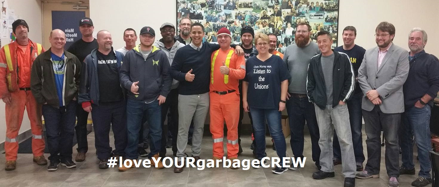 Love Your Garbage Crew 2