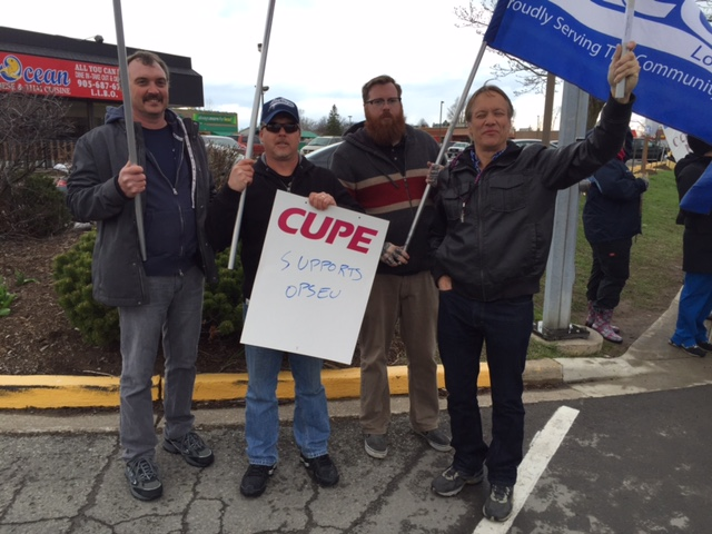 Supporting OPSEU 294