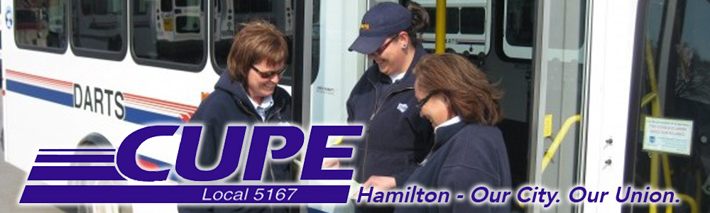 CUPE Local 5167