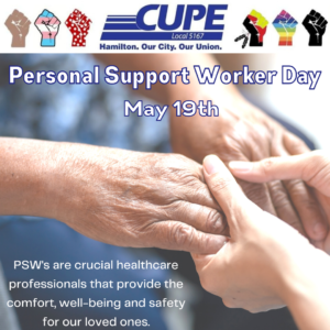 Personal Support Worker Day